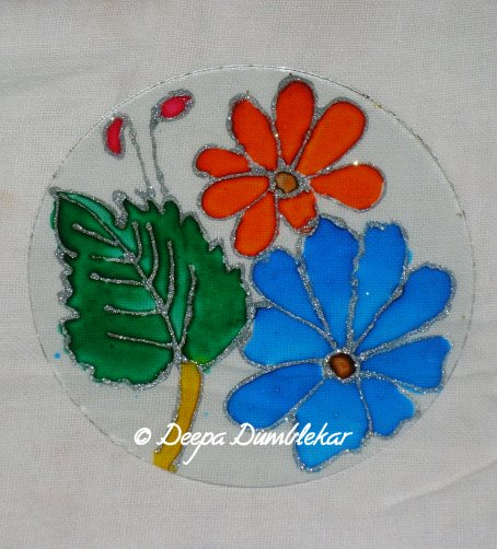 Glass painting images for How to paint glass painting
