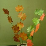 Maple Leaf – How to make fall leaves?