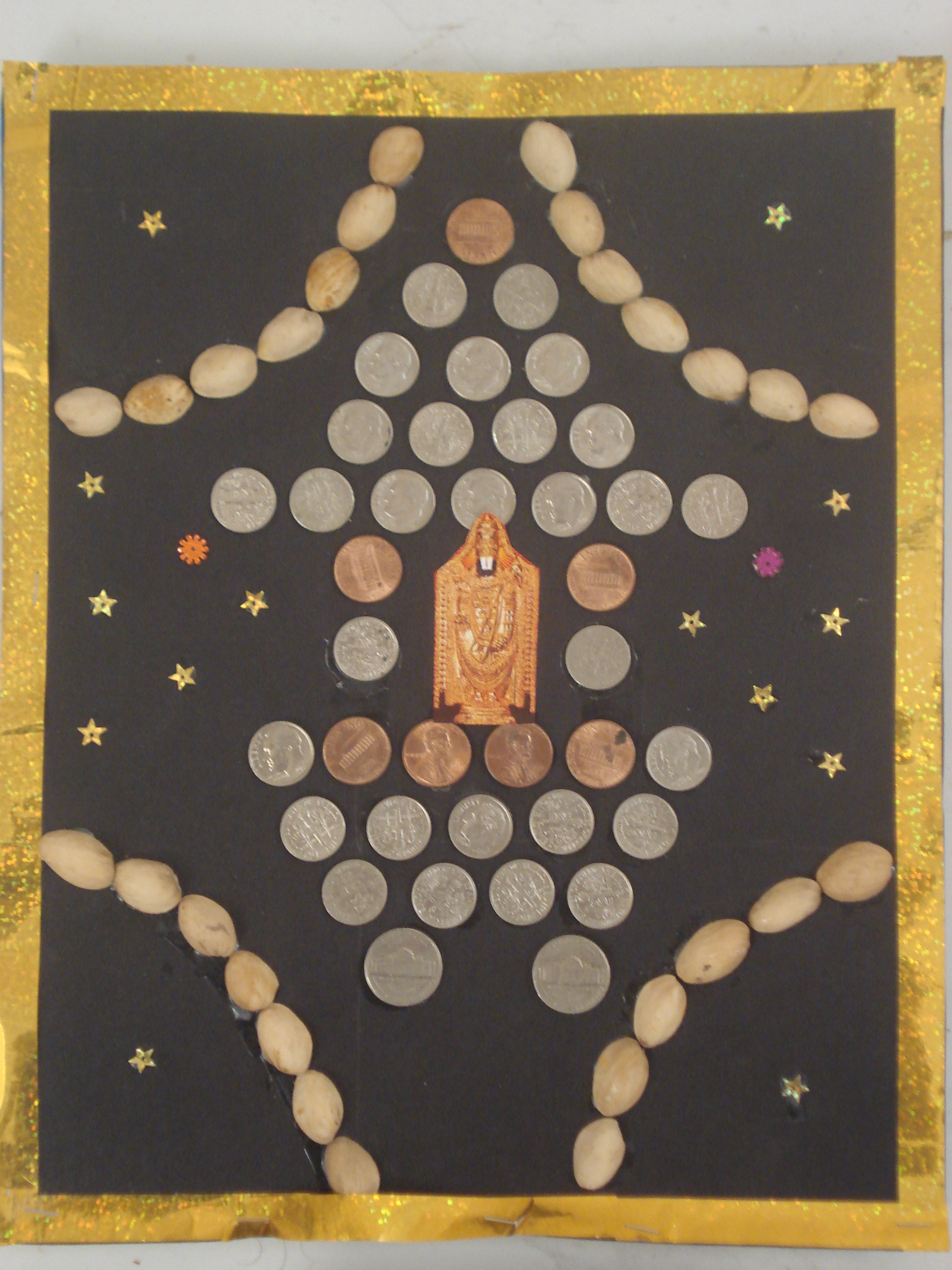 Craft with Pennies