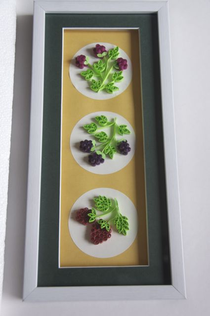 Photo Design Frame Quilled Designs in Wall Frames