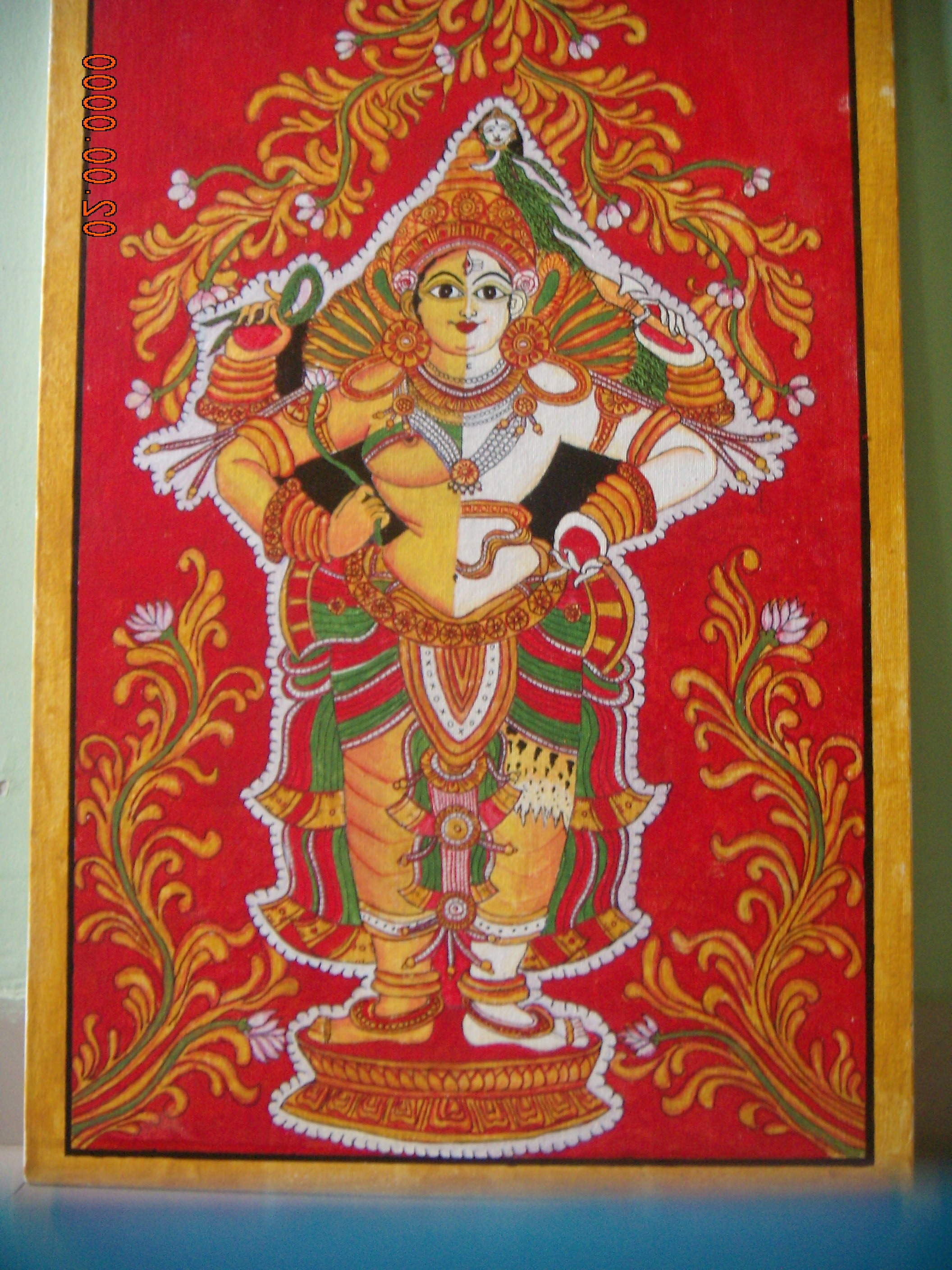 Kerala mural painting image 150 for Art of mural painting