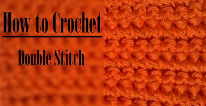 Crochetpedia – How to Double Stitch | Crochet Series | Craftziners # 18