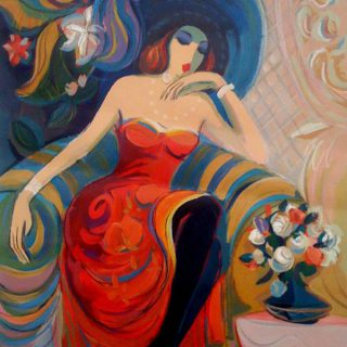 PAINTINGS BY ISAAC MAIMON